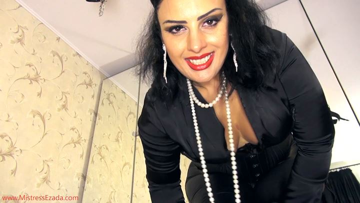 Mistress Ezada Sinn In Scene: Can You Feel It Through This Soft Leather - MISTRESSEZADA - SD/406p/MP4
