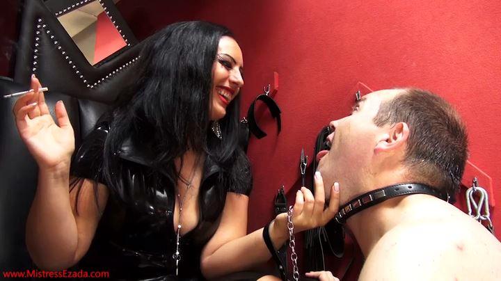 Mistress Ezada Sinn In Scene: My Full Service Ashtray - MISTRESSEZADA - SD/404p/MP4