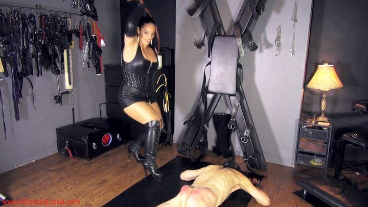 Mistress Ezada Sinn In Scene: Nipping The Rebellion In The Bud - MISTRESSEZADA - SD/406p/MP4