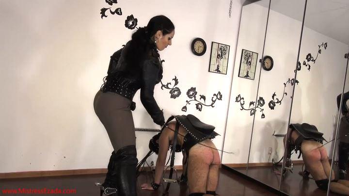 Mistress Ezada Sinn In Scene: Pony Boy Punishment - MISTRESSEZADA - SD/404p/MP4