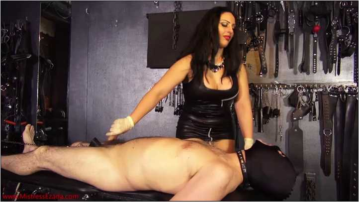 Mistress Ezada Sinn In Scene: Ruined For The First Time - MISTRESSEZADA - SD/404p/MP4