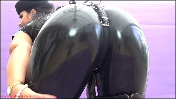 Mistress Ezada Sinn In Scene: Satisfy My Cock Before Yours - MISTRESSEZADA - SD/406p/MP4
