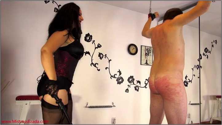 Mistress Ezada Sinn In Scene: Sensual Whipping - MISTRESSEZADA - SD/404p/MP4