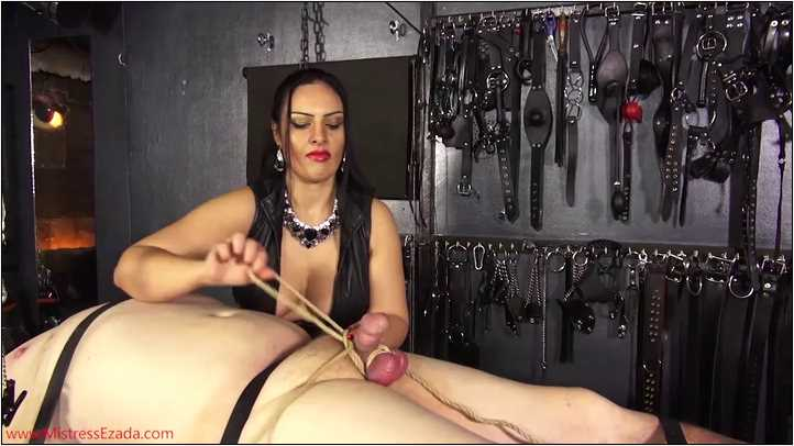 Mistress Ezada Sinn In Scene: Sent To Me For Cbt Part 1 - MISTRESSEZADA - SD/404p/MP4