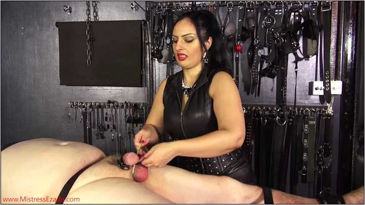 Mistress Ezada Sinn In Scene: Sent To Me For Cbt Part 2 - MISTRESSEZADA - SD/404p/MP4