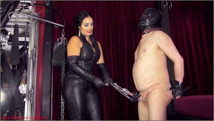 Mistress Ezada Sinn In Scene: Spiky Shits - MISTRESSEZADA - SD/406p/MP4