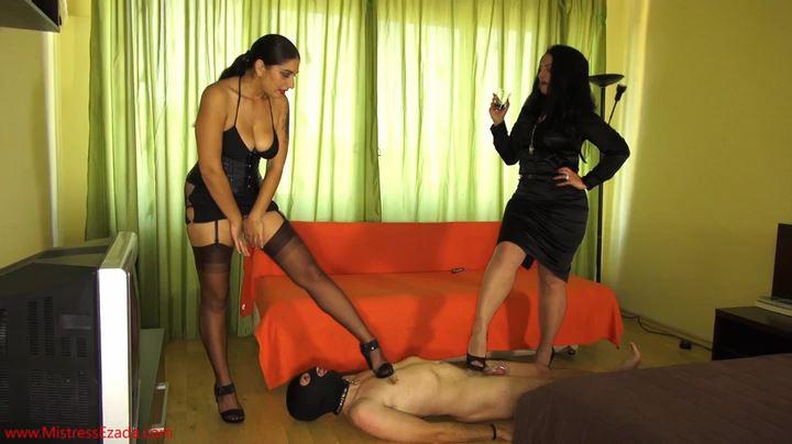 Mistress Ezada Sinn In Scene: Stupid Slave Humiliation - MISTRESSEZADA - SD/404p/MP4