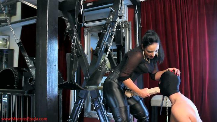 Mistress Ezada Sinn In Scene: Sucker For My Ass - MISTRESSEZADA - SD/406p/MP4