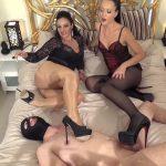 Mistress Ezada Sinn In Scene: Tortured Ruined – MISTRESSEZADA – SD/406p/MP4