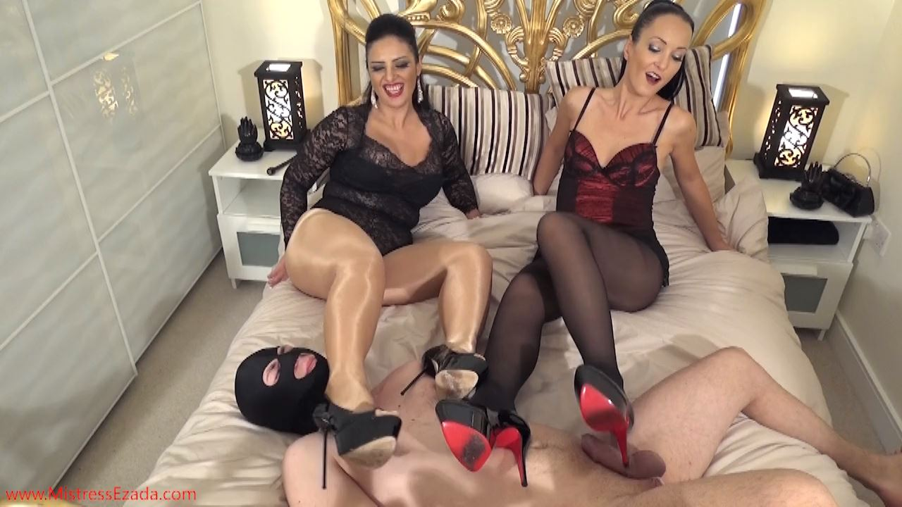 Mistresses Ezada Sinn Mistress Ezada Sinn, Fetish Liza In Scene: Ruined Orgasm By High Heels - MISTRESSEZADA - HD/720p/MP4