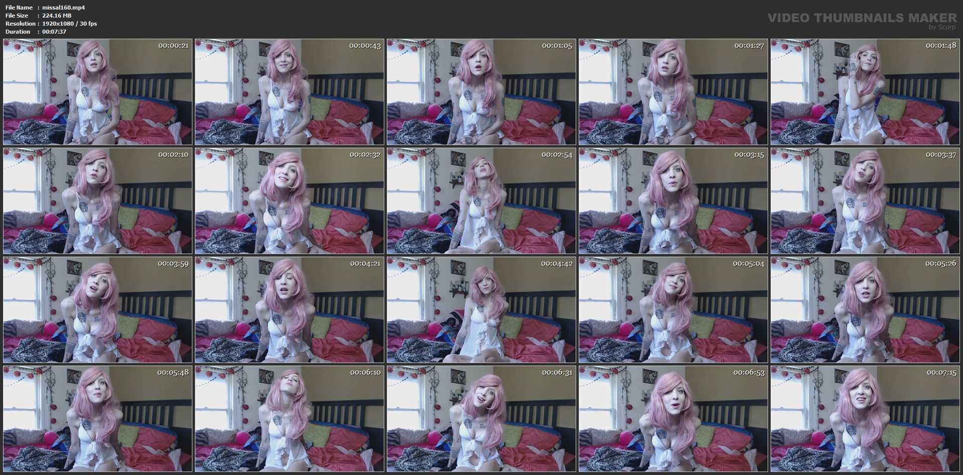 Mistress Salem In Scene: A.I. Fembot Instructions for Males - MISTERSS SALEM - FULL HD/1080p/MP4
