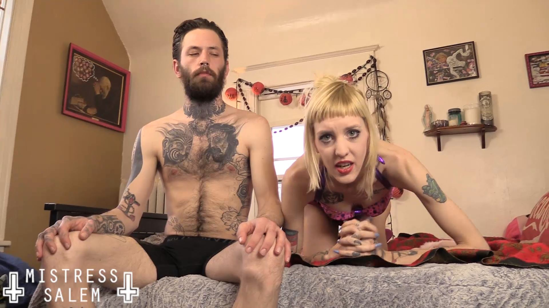 Mistress Salem In Scene: Go Gay for Bae - MISTRESS SALEM - FULL HD/1080p/MP4