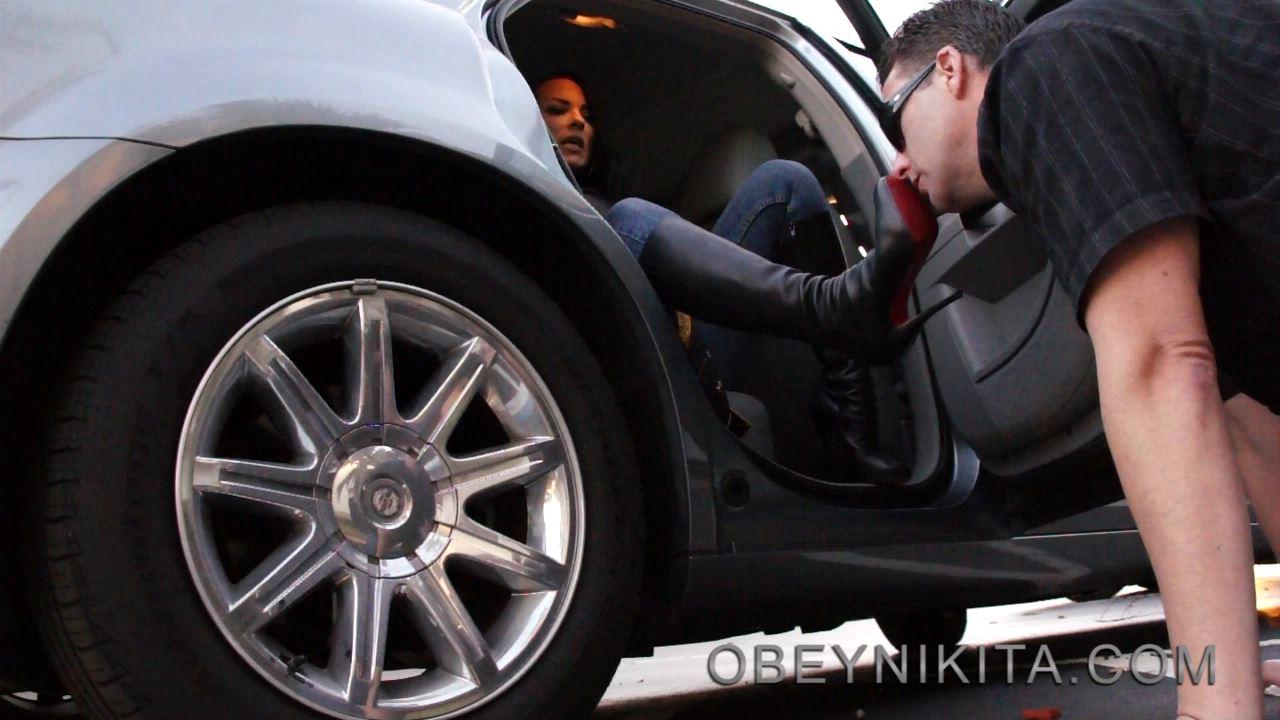 Mistress Nikita In Scene: Slave Driver Part 1 - OBEYNIKITA - HD/720p/MP4