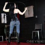 Mistress Nikita In Scene: Slave Driver Part 3 – OBEYNIKITA – HD/720p/MP4