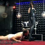 Mistress Nikita In Scene: Worship My Boots – OBEYNIKITA – HD/720p/MP4