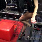 Mistress Nikita In Scene: Shoe Puppy – OBEYNIKITA – HD/720p/MP4