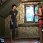 BIANCA SHOWS HIS SKILLS – RUSSIAN BALLBUSTING / BALLBUSTING ROKSANA – SD/540p/MP4