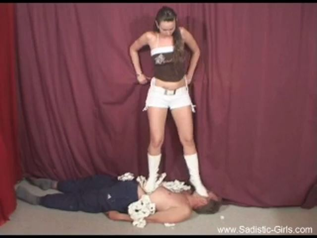 Nicole Trampling 48 - SADISTIC-GIRLS - SD/480p/MP4