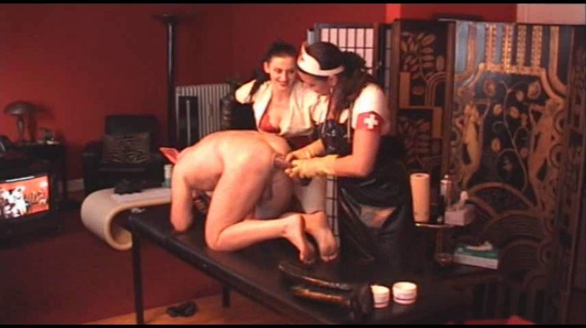 Lady Asmodena In Scene: 4 Fist 1 Hole 8 - STRAPON-GODDESS - SD/480p/MP4