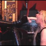 Lady Asmodena In Scene: Paint Whitening 6 – STRAPON-GODDESS – SD/480p/MP4