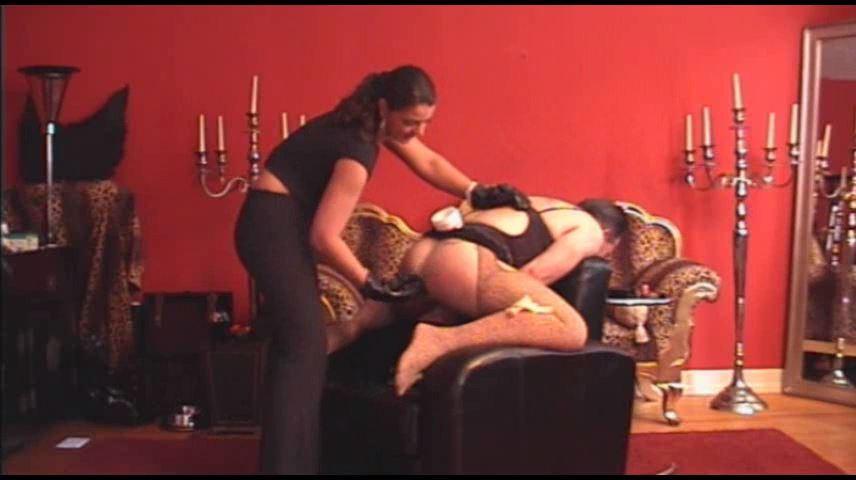 Lady Asmodena In Scene: Razzia 6 - STRAPON-GODDESS - SD/480p/MP4