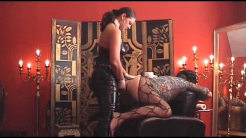 Lady Asmodena In Scene: Mares Dressage 2 - STRAPON-GODDESS - SD/480p/MP4