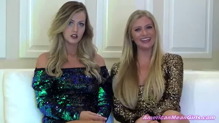 Princess Chanel, Princess Ashley In Scene: Every Meal From A Dog Bowl - THE MEAN GIRLS POV - SD/406p/MP4