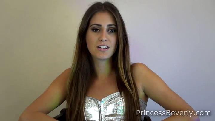 Princess Beverly In Scene: Guzzle, Guzzle - THE MEAN GIRLS POV - SD/406p/MP4