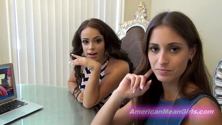 Princess Carmela, Princess Beverly In Scene: Be a Fool For Us - THE MEAN GIRLS POV - SD/406p/MP4