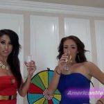Mistress Tangent, Princess Carmela In Scene: Ball Busting wheel O Fun – THE MEAN GIRLS POV – SD/406p/MP4
