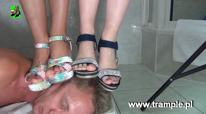 Shoes On The Head - TRAMPLE PL - LQ/SD/400p/MP4