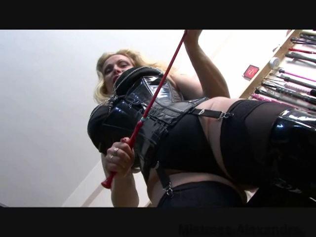 Mistress Alexandra In Scene: Wank Diary 12 - UKMISTRESS - SD/480p/MP4