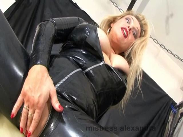 Mistress Alexandra In Scene: Wank Diary 19 - UKMISTRESS - SD/480p/MP4