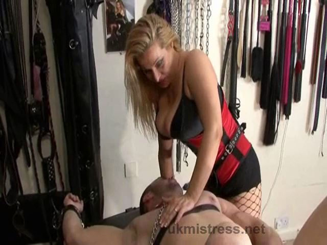 Mistress Alexandra In Scene: Whore Training - UKMISTRESS - SD/480p/MP4