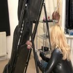 Mistress Alexandra In Scene: Wrapped In Rubber – UKMISTRESS – SD/480p/MP4