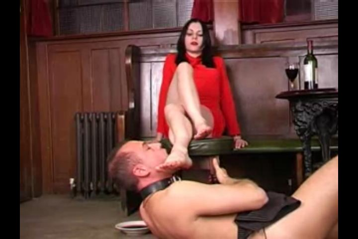 Mistress G Alexia Part 5 - WOMANWORSHIP - SD/480p/MP4