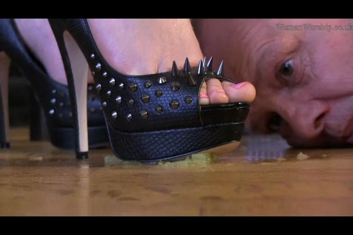 Lady Borgia Part 3 - WOMANWORSHIP - SD/480p/MP4
