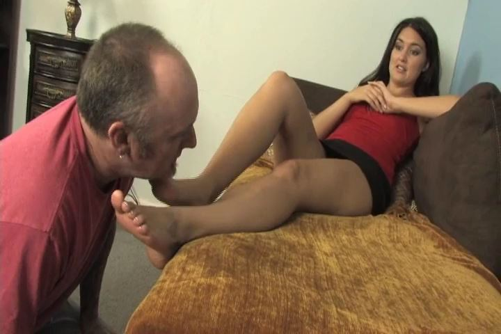 Mistress Michelle comes home and finds her husband/slave relaxing - BEATENBYGIRLS - SD/480p/MP4