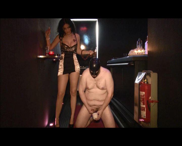 Mistress Blackdiamoond In Scene: Cinema Wixxer - BLACKDIAMOOND - SD/576p/MP4