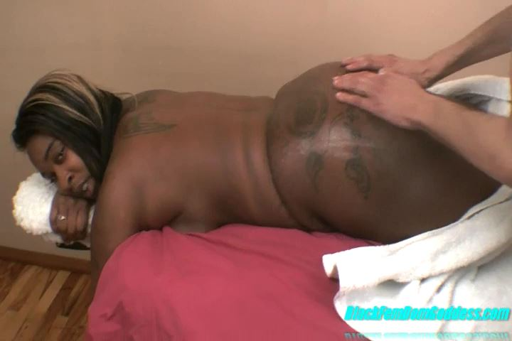 Asa Of Spade Full Service Massage - BLACKFEMDOMGODDESSES - SD/480p/MP4