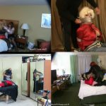 16 on screen tape gagging videos compiled into 1 video – BOUNDTOTEASE – HD/720p/MP4