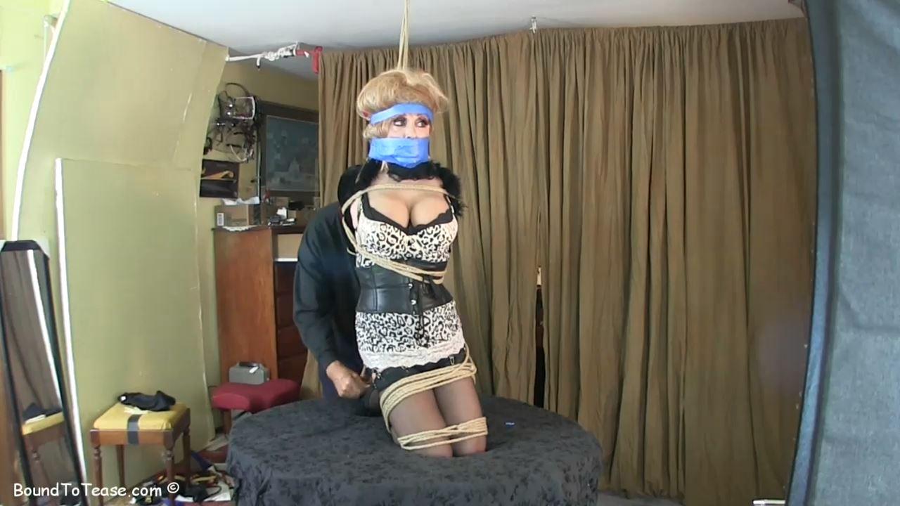 Bratty sissy girl - BOUNDTOTEASE - HD/720p/MP4