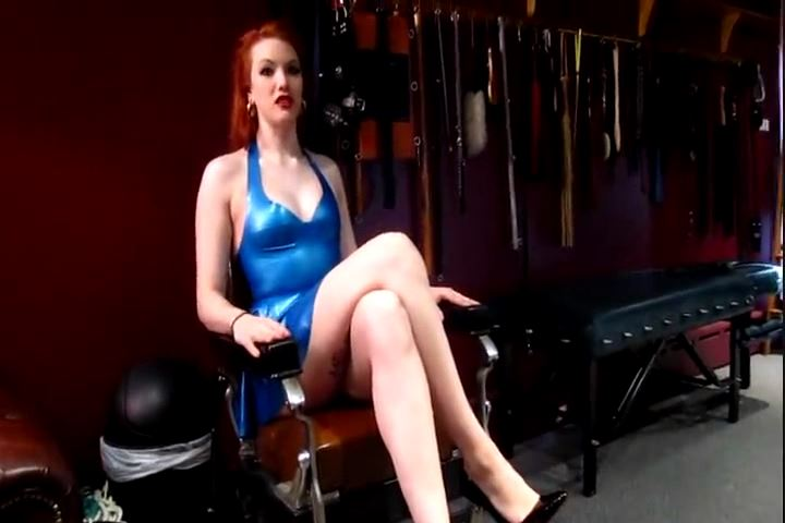 Goddess Shea In Scene: SHEA`S INTERVIEW ON BALLBUSTING - CRUDELIS AMATOR BALLBUSTING FETISH - SD/480p/MP4