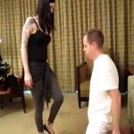 Ms. Sioux Sinner In Scene: SIOUX PUNISHES THE LAZY HOUSEBOY – CRUDELIS AMATOR BALLBUSTING FETISH – SD/480p/MP4