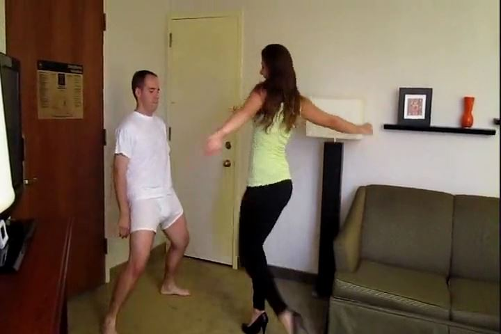 Goddess Destruction In Scene: Destruction Lives Up to Her Name - CRUDELIS AMATOR BALLBUSTING FETISH - SD/480p/MP4