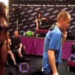 The FetishCon 2011 Live Ballbusting Demonstration – CRUDELIS AMATOR BALLBUSTING FETISH – SD/480p/MP4
