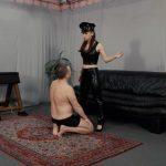 Mistress Nina In Scene: Passionate face slaps – CRUEL PUNISHMENTS – SEVERE FEMDOM – HD/720p/MP4
