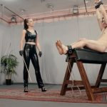 Mistress Anette In Scene: Anette gets satisfied Part 3 – CRUEL PUNISHMENTS – SEVERE FEMDOM – HD/720p/MP4