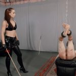 Mistress Anette In Scene: Three brutal punishments II Part 3 – CRUEL PUNISHMENTS – SEVERE FEMDOM – HD/720p/MP4