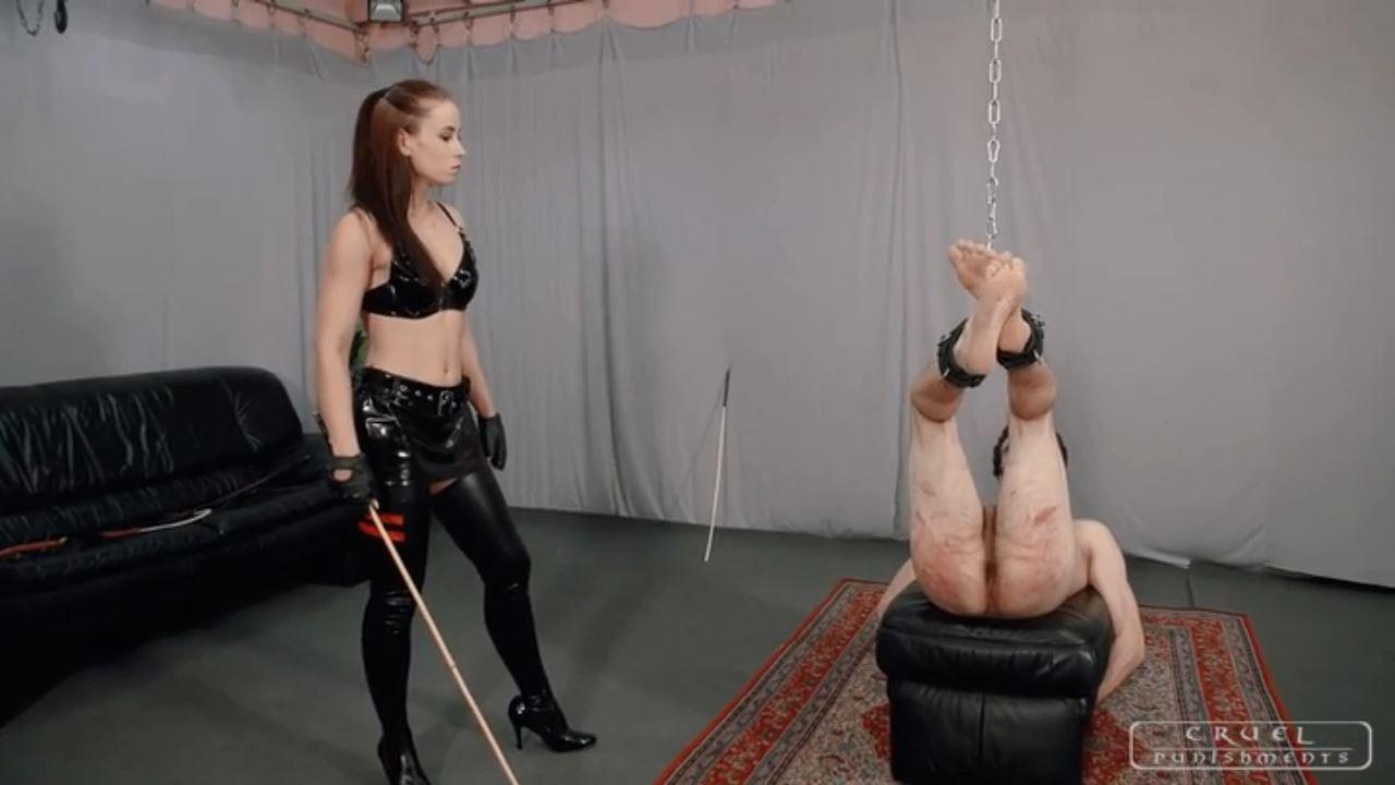 Mistress Anette In Scene: Three brutal punishments II Part 3 - CRUEL PUNISHMENTS - SEVERE FEMDOM - HD/720p/MP4